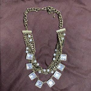 Jewelry - Chocked Bronze Necklace